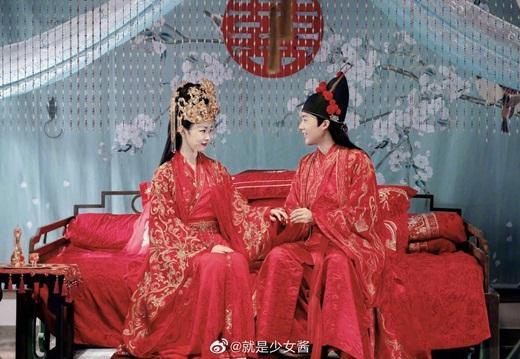 Loạt ảnh ngọt ngào 'đốn tim' fan của các cặp đôi Hoa ngữ nhân ngày Thất Tịch Ảnh 7