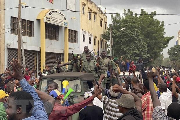 Lực lượng đảo chính Mali tuyên bố trả tự do cho cựu Tổng thống Keita Ảnh 1