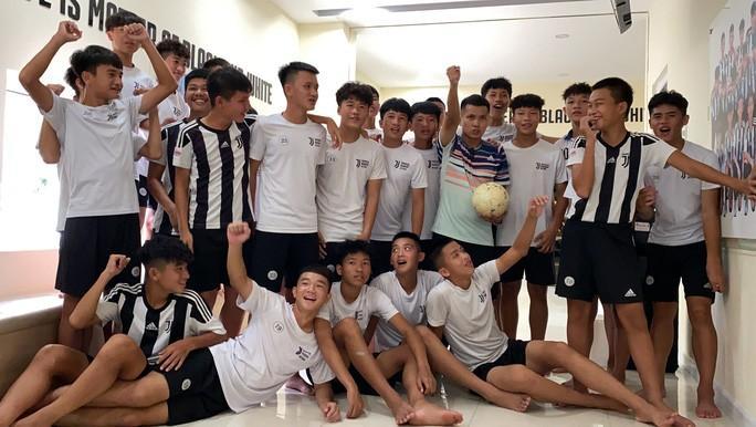Khám phá học viện Juventus Việt Nam sau đợt tuyển sinh khóa 2 Ảnh 8