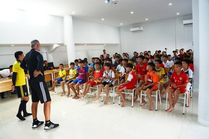 Khám phá học viện Juventus Việt Nam sau đợt tuyển sinh khóa 2 Ảnh 6