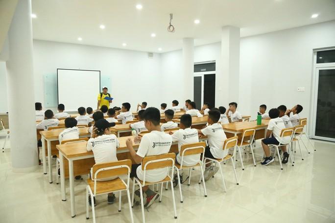 Khám phá học viện Juventus Việt Nam sau đợt tuyển sinh khóa 2 Ảnh 5