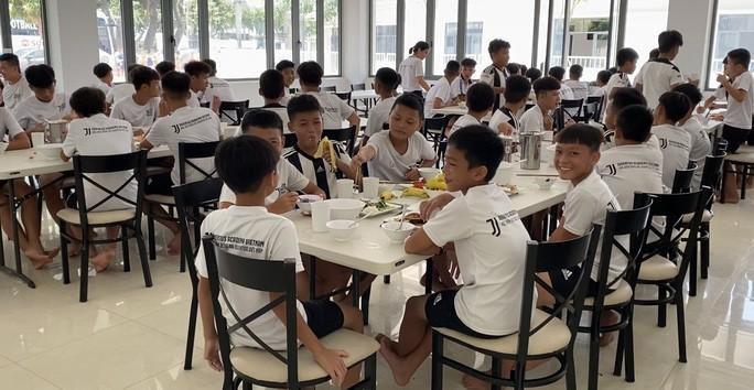 Khám phá học viện Juventus Việt Nam sau đợt tuyển sinh khóa 2 Ảnh 2