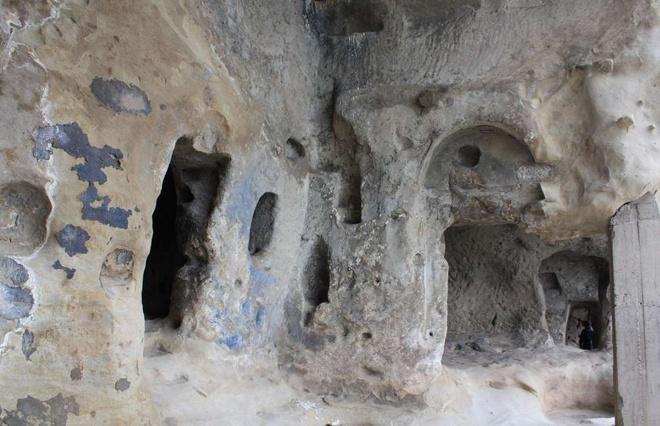 Những công trình ngầm bỏ hoang nổi tiếng Ảnh 8