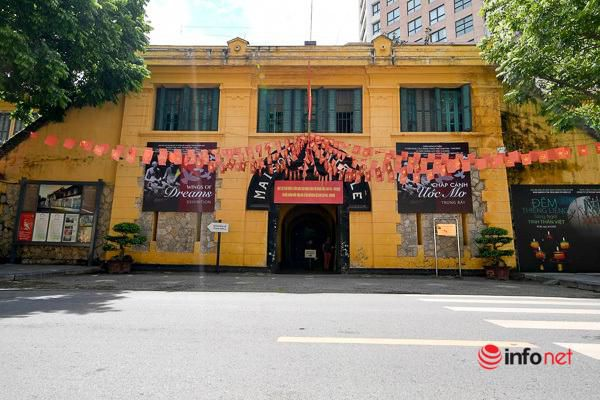 Các địa danh du lịch ở Hà Nội vắng khách ngày cuối tuần Ảnh 10