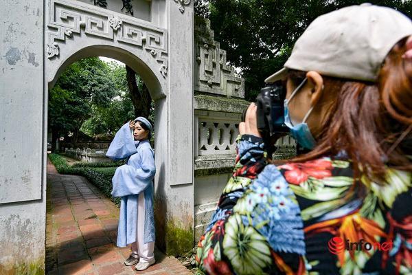 Các địa danh du lịch ở Hà Nội vắng khách ngày cuối tuần Ảnh 7