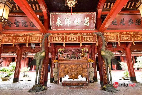 Các địa danh du lịch ở Hà Nội vắng khách ngày cuối tuần Ảnh 5