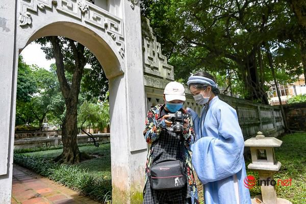 Các địa danh du lịch ở Hà Nội vắng khách ngày cuối tuần Ảnh 8