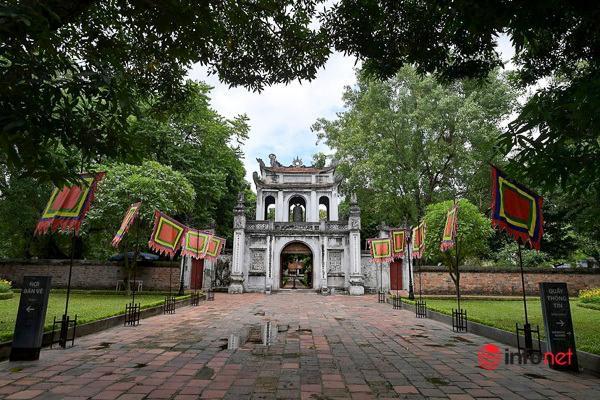 Các địa danh du lịch ở Hà Nội vắng khách ngày cuối tuần Ảnh 1