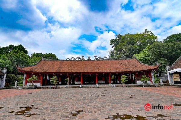 Các địa danh du lịch ở Hà Nội vắng khách ngày cuối tuần Ảnh 4