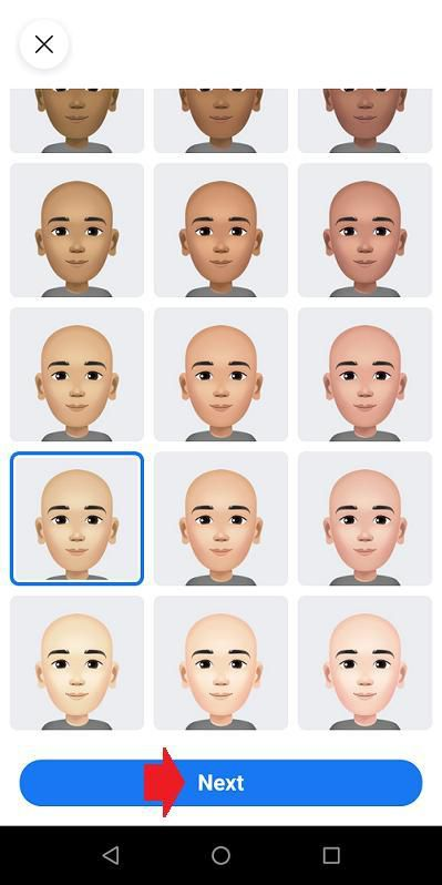 Hướng dẫn tạo Facebook Avatar phiên bản hoạt hình của chính bạn Ảnh 3