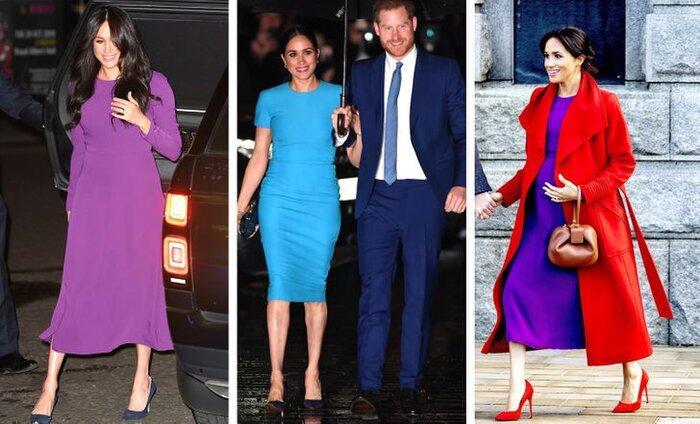 9 bí quyết thời trang tạo nên phong cách thanh lịch của phụ nữ hoàng gia Ảnh 6