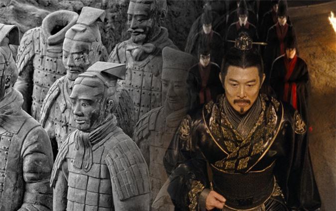 Ít ai biết được hơn 2.000 năm trước, Tần Thủy Hoàng từng đặt cho Trung Quốc cái tên đặc biệt mà đến hiện tại vẫn còn sử dụng Ảnh 1