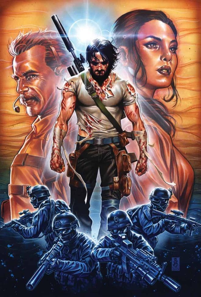 Keanu Reeves huy động vốn để in truyện tranh Ảnh 2
