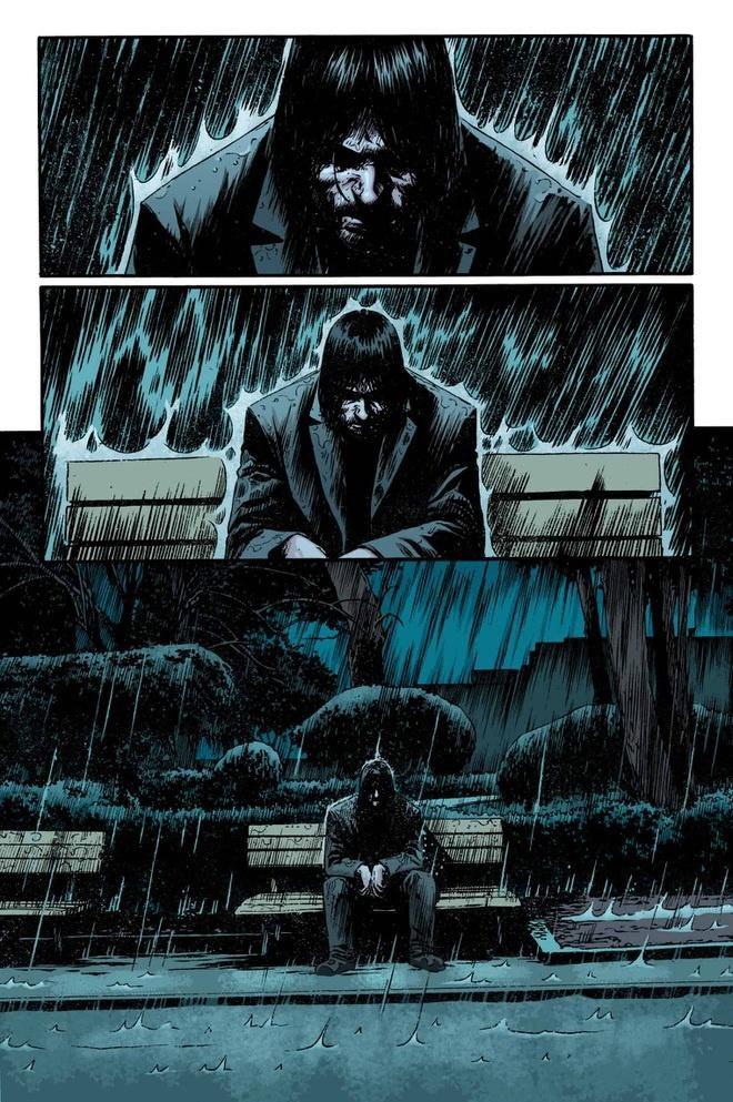 Keanu Reeves huy động vốn để in truyện tranh Ảnh 1