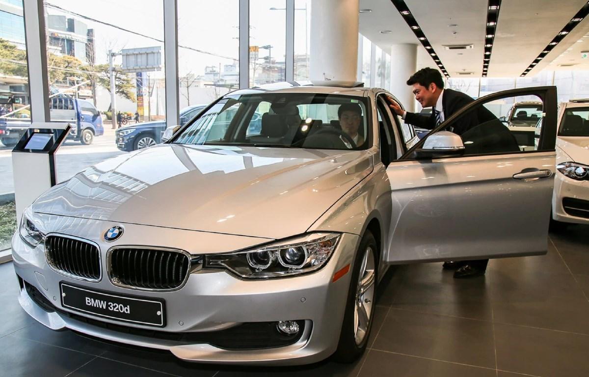 Lượng tiêu thụ xe ôtô nhập khẩu tại Hàn Quốc tăng mạnh trong tháng 8 Ảnh 1