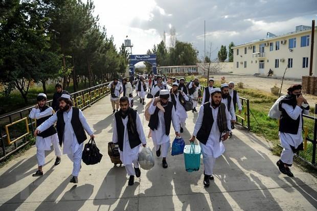 Chính phủ Afghanistan tuyên bố thả 400 tù nhân Taliban còn lại Ảnh 1