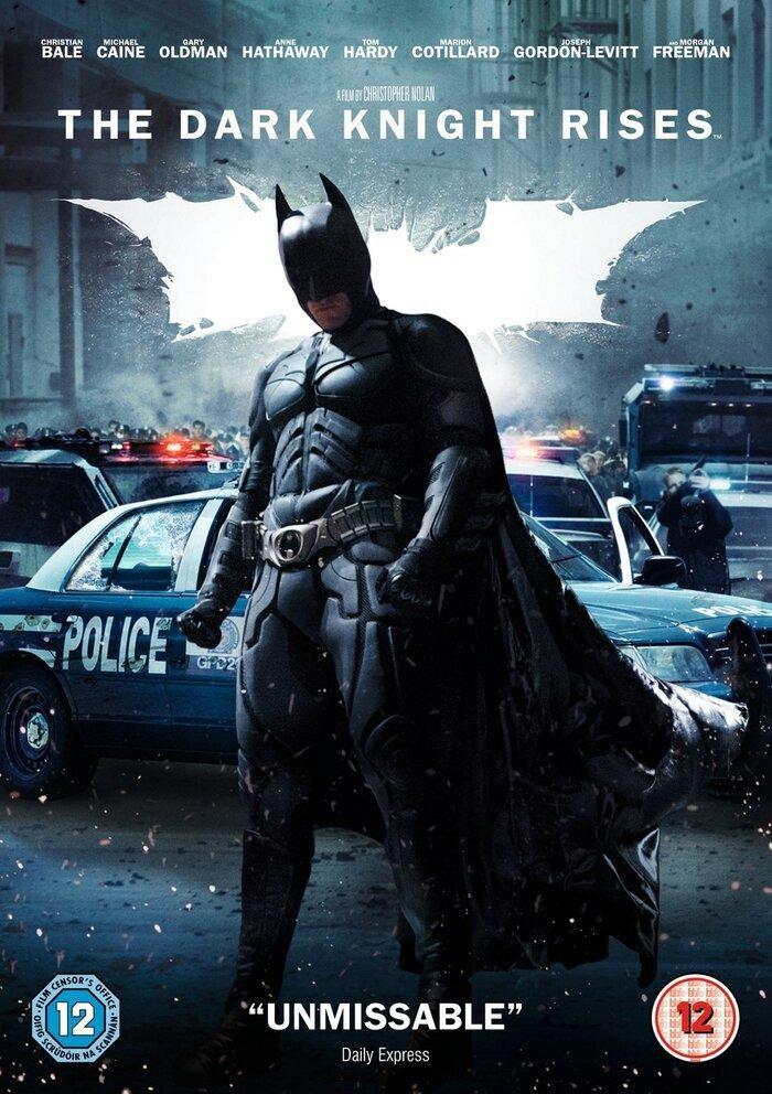 Christopher Nolan xác nhận thời làm phim siêu anh hùng DC đã kết thúc Ảnh 3