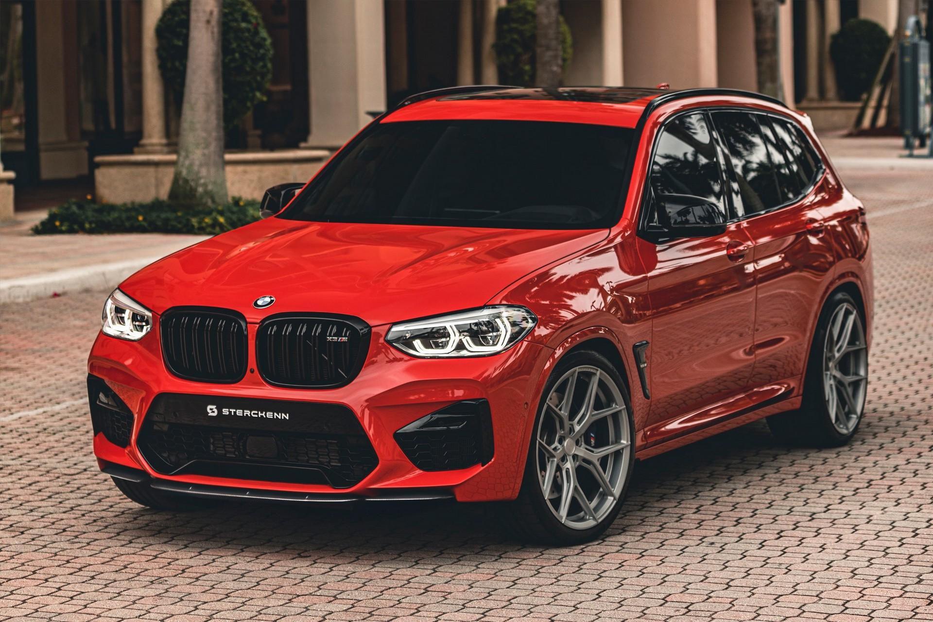 BMW X3 M được Sterckenn cập nhật nhẹ Ảnh 4