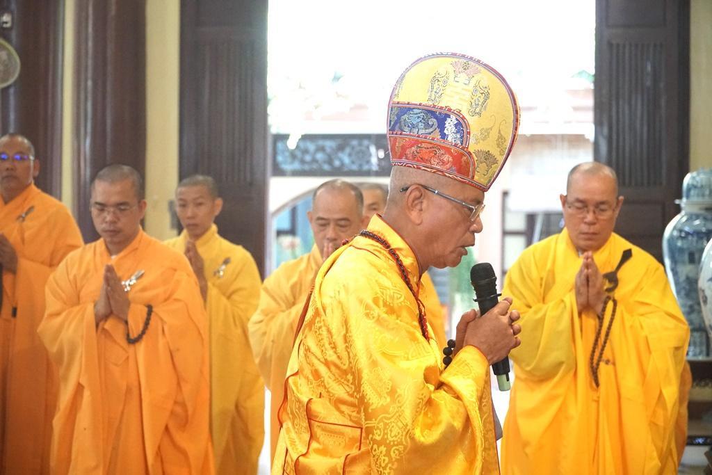 Tưởng niệm húy nhật Trưởng lão HT.Thích Minh Châu Ảnh 1