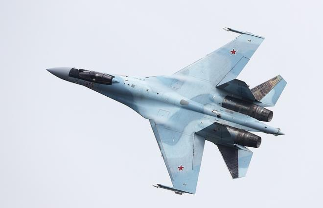 Đài Loan bác tin đồn bắn hạ tiêm kích Su-35 của Trung Quốc Ảnh 2