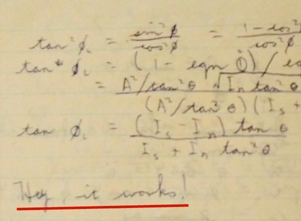 Tỷ phú Elon Musk đăng ảnh bài tập hồi đi học, cư dân mạng nhận ra một chi tiết rất thú vị Ảnh 3