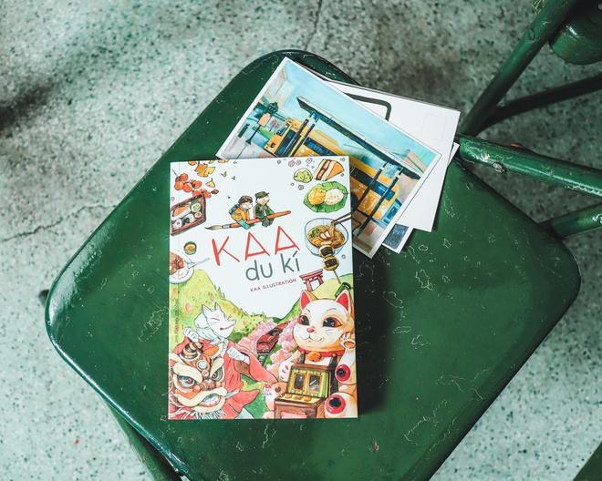 Xê dịch khắp châu Á cùng 'KAA du kí' Ảnh 1