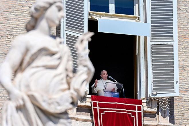 Giáo hoàng Francis cảnh báo về đại dịch tồi tệ hơn Covid-19 Ảnh 1