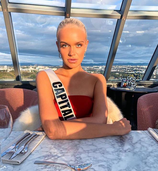 Thí sinh Hoa hậu Iceland hối hận vì vào khách sạn với Greenwood Ảnh 3
