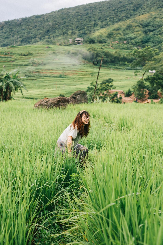 Tháng 9, đến Pù Luông ngắm lúa Ảnh 9