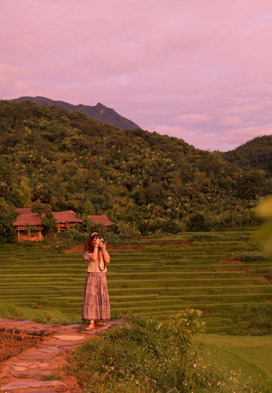 Tháng 9, đến Pù Luông ngắm lúa Ảnh 13