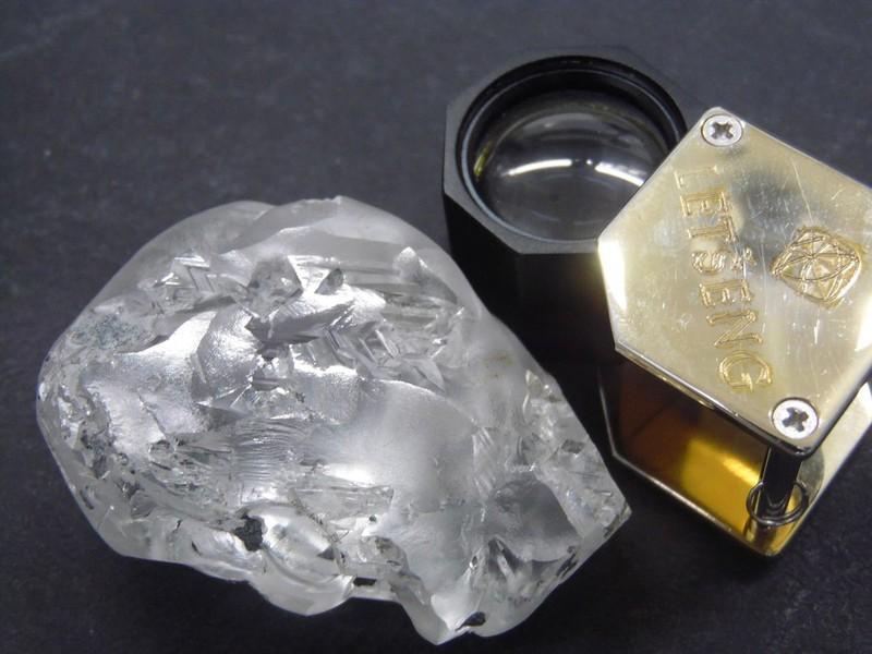 Viên kim cương siêu to khổng lồ, giá bán cao nhất nhì thế giới Ảnh 1