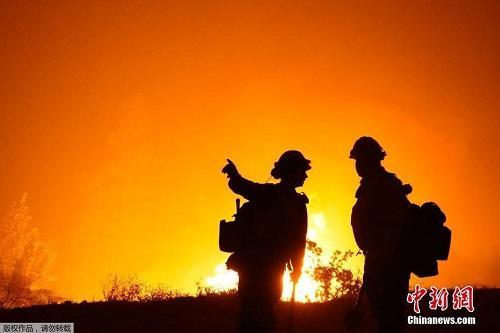 Chùm ảnh: Thảm họa cháy rừng ở California, diện tích rừng bị phá hủy bằng 10 thành phố New York Ảnh 6