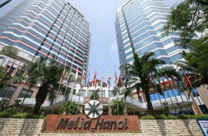 Khách sạn 5 sao Hà Nội cùng tụt doanh thu hàng nghìn tỷ đồng Ảnh 1