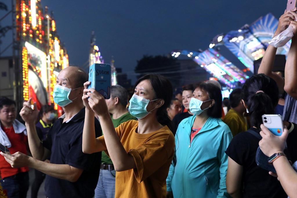 Lễ hội rước 'lợn thần' gây tranh cãi ở Đài Loan Ảnh 6