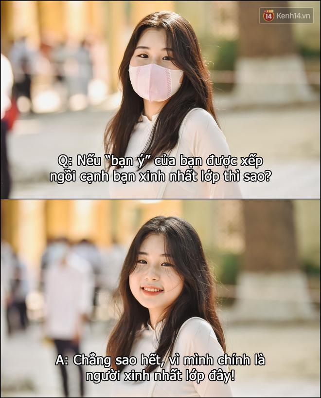 Tám nhanh với trai xinh gái đẹp THPT Phan Đình Phùng (Hà Nội), độ mặn mà đứng thứ mấy trong các trường đây? Ảnh 5