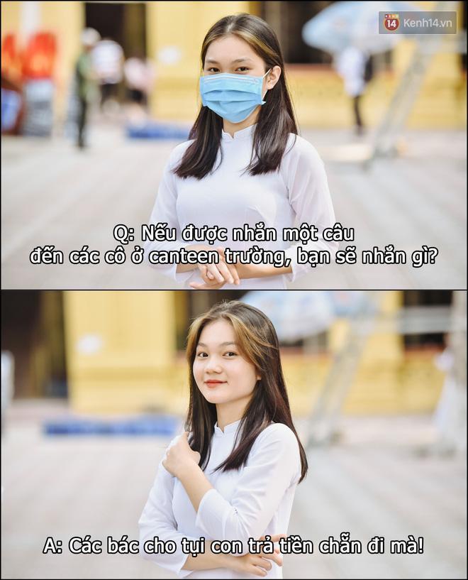 Tám nhanh với trai xinh gái đẹp THPT Phan Đình Phùng (Hà Nội), độ mặn mà đứng thứ mấy trong các trường đây? Ảnh 7