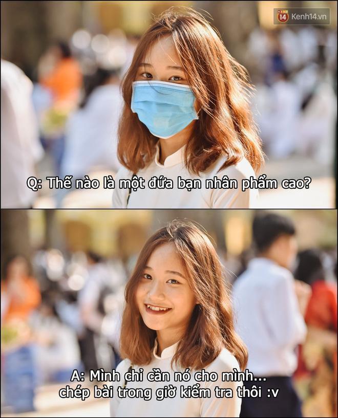Tám nhanh với trai xinh gái đẹp THPT Phan Đình Phùng (Hà Nội), độ mặn mà đứng thứ mấy trong các trường đây? Ảnh 1