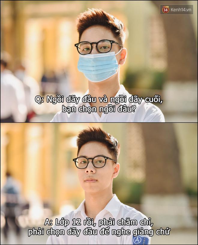 Tám nhanh với trai xinh gái đẹp THPT Phan Đình Phùng (Hà Nội), độ mặn mà đứng thứ mấy trong các trường đây? Ảnh 4