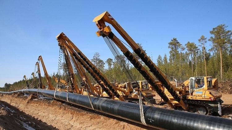 Gazprom tăng cường cung cấp khí đốt tự nhiên sang Trung Quốc Ảnh 1