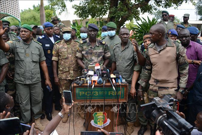 Mali: Phe đảo chính muốn một chính phủ chuyển tiếp trong hai năm Ảnh 1