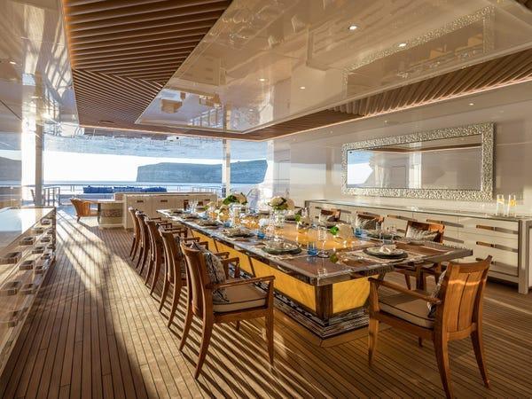 Siêu du thuyền giá thuê 2 triệu USD/tuần Ảnh 7