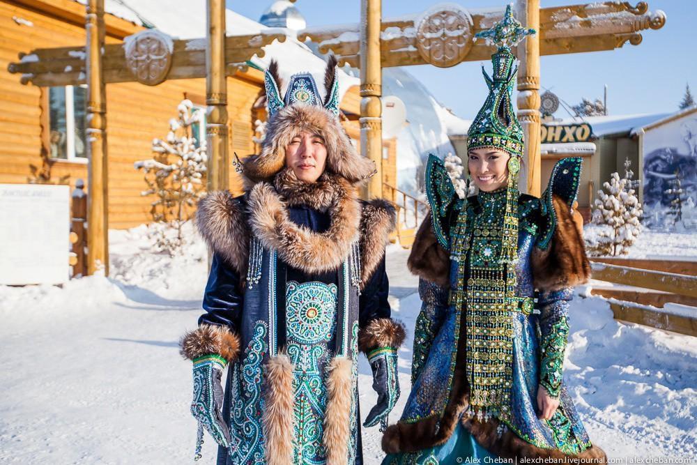 Khám phá ngôi làng lạnh nhất thế giới lại hiếm hoi ánh sáng Ảnh 7