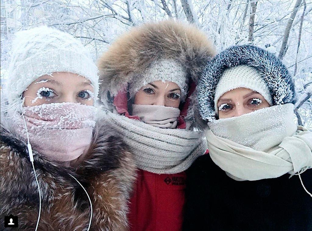 Khám phá ngôi làng lạnh nhất thế giới lại hiếm hoi ánh sáng Ảnh 2