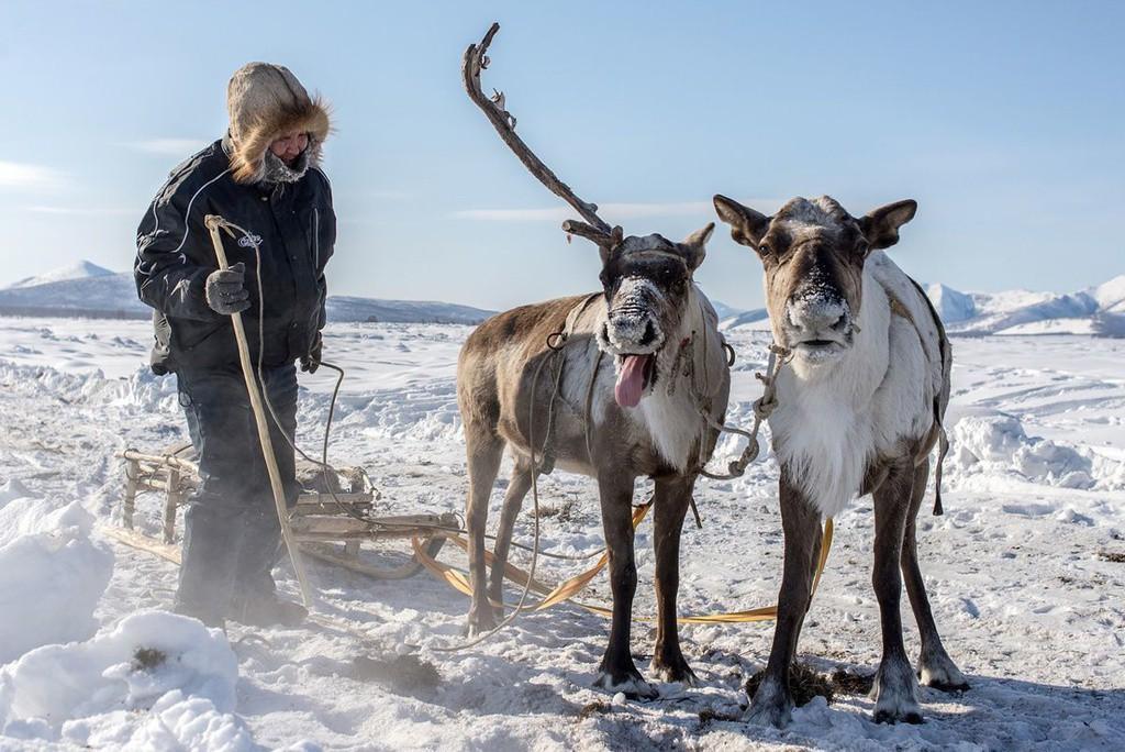 Khám phá ngôi làng lạnh nhất thế giới lại hiếm hoi ánh sáng Ảnh 5