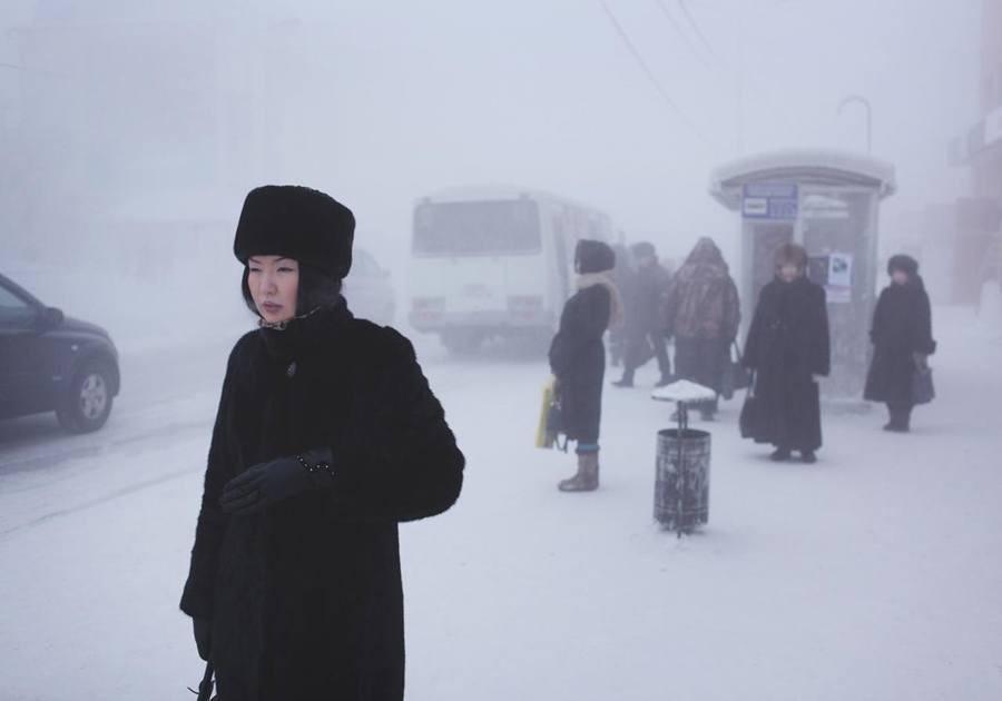 Khám phá ngôi làng lạnh nhất thế giới lại hiếm hoi ánh sáng Ảnh 3