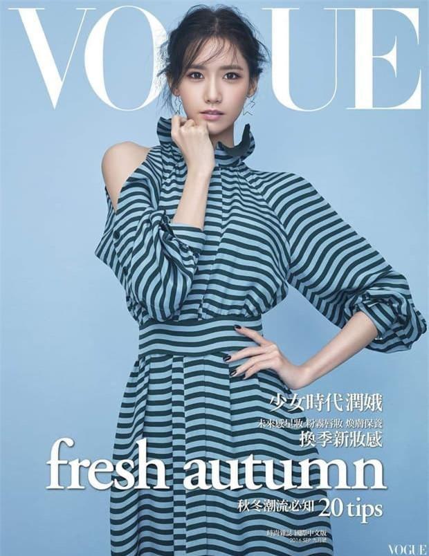 Yoona 'lồng lộn' lên 7 bìa tạp chí, nhưng fan 'la ó' vì đôi mắt 'trừng trừng' đánh bay vẻ đẹp 'nữ thần' Ảnh 2