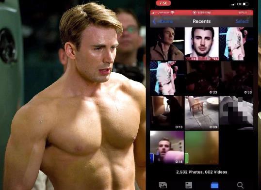 'Captain America' để lộ ảnh nhạy cảm, từ khóa Chris Evans đứng top Twitter toàn thế giới Ảnh 1