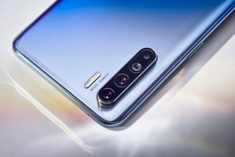 Oppo Reno3 với RAM 8 GB, pin 4.025 mAh, 4 camera sau giảm giá 2,44 triệu đồng tại Việt Nam Ảnh 4