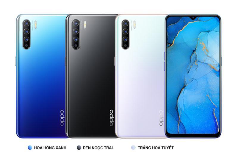 Oppo Reno3 với RAM 8 GB, pin 4.025 mAh, 4 camera sau giảm giá 2,44 triệu đồng tại Việt Nam Ảnh 1