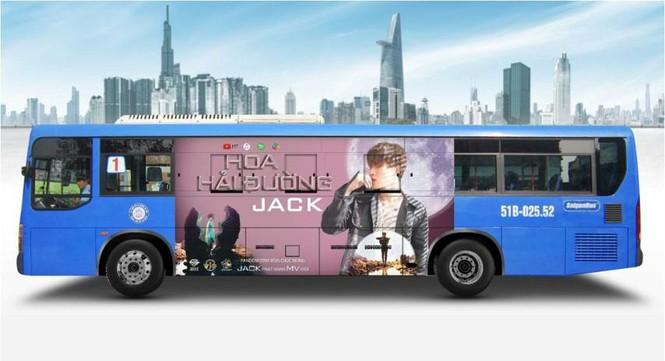 Fan Jack chi tiền đầu tư 'khủng' để quảng bá cho sản phẩm sắp ra mắt của thần tượng Ảnh 1